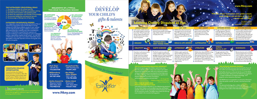 G&T 101 brochure - sheepshead bay preschool