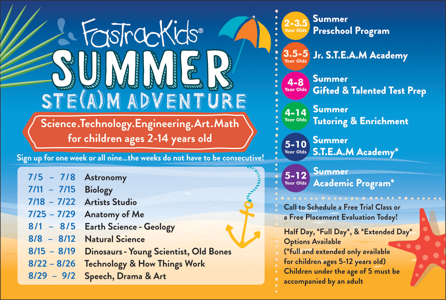 Summer Activities for Kids | Brooklyn, Queens, Staten Island, NYC