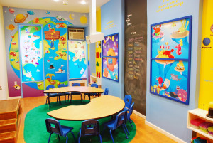 gifted talented classroom nyc
