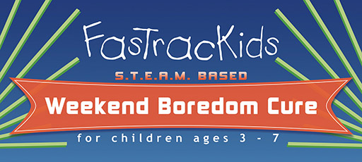 Weekend Boredom Cure - NYC STEAM Enrichment Class
