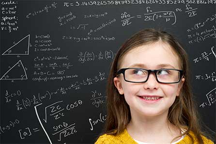 does acceleration make a child genius?