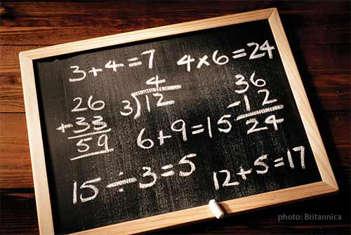 NYS math readiness quiz - image by Britannica