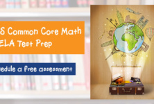 Nys Common Core Math & English Test Prep