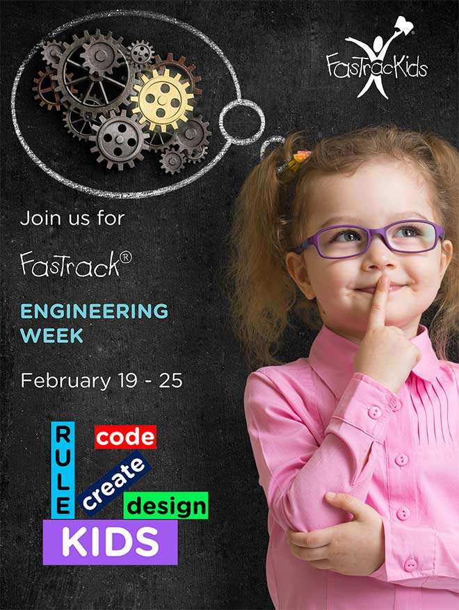 engineering week at fastrackids in brooklyn queens manhattan and staten island