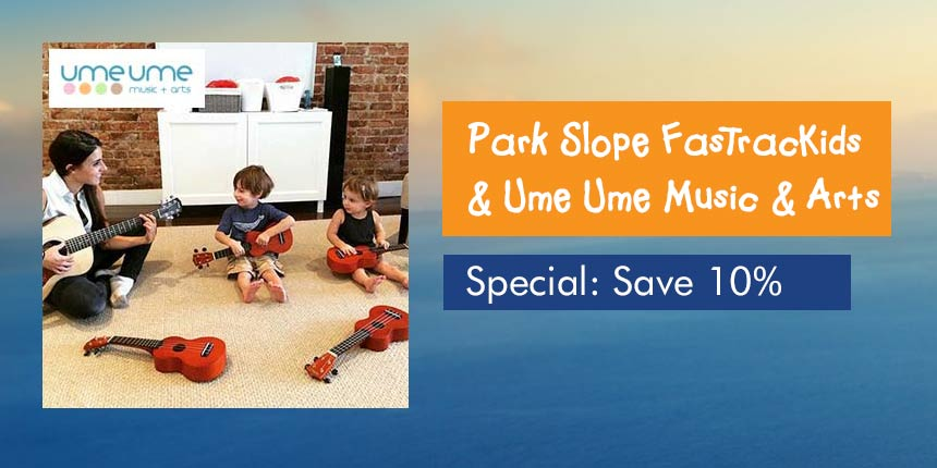 Park Slope FasTracKids & Ume Ume Music and Arts