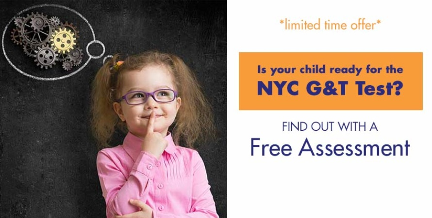 free gifted and talented assessment nyc