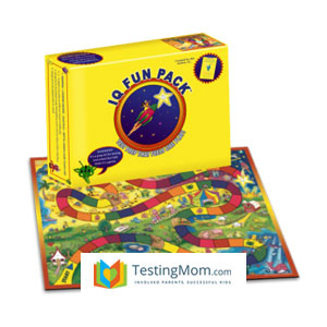 buy testingmom.com IQ fun pack gifted and talented games and test prep
